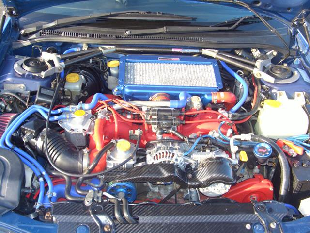 22B engine